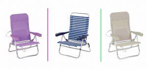 silla para playa - El TOP 10