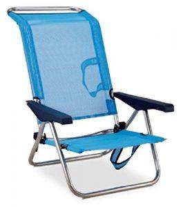 silla tumbona playa - La mejor recopilación para comprar en Internet