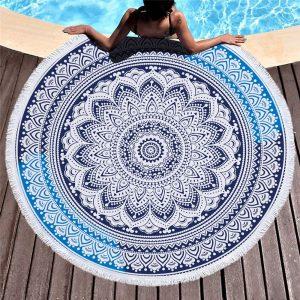 toalla redondas mandala - La mejor selección para comprar Online