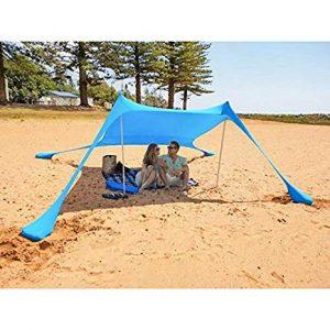 toldos para la playa - Lista para comprar On-Line
