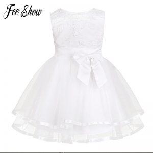 vestido blanco bebe nina - Los 10 más vendidos