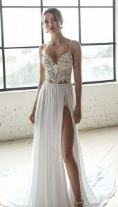 vestido de novia de playa - Catálogo de el TOP 10