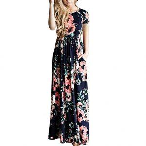 vestido de playa largos - Lista para comprar