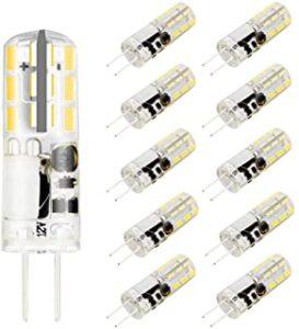 La mejor lista de bombillas led g4 12v para comprar On-Line - Los 10 mejores