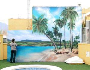 mural playa - Los 10 mejores