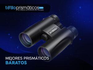 La mejor selección de prismaticos buenos y baratos para comprar - El TOP 10