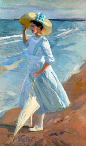 Los 10 más vendidos cuadros de mujeres de espaldas en la playa