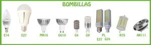 Catálogo de bombilla downlight para comprar online