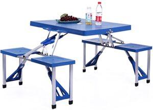 Productos disponibles de mesa camping con sillas para comprar Online - Los 10 más vendidos